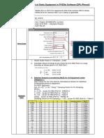 PVElite Design Guidelines
