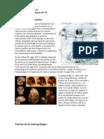Antropología y Teorías