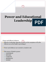 06-Power and Educational Leadership (1)