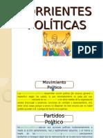 Corrientes Politicas