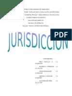 Trabajo de Procesal Civil Tema 3 y 4