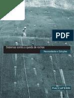 Maccaferri - Sistema Contra Queda de Rochas - Mar11