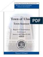Town of Ulster audit