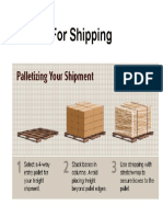 Correct Packing for Shipping