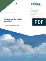Newsletter Fiscal - Janeiro 2017 (Orçamento de Estado)