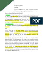 DBS High Notes 5