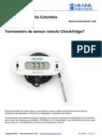 HI 147 Termometro Checkfridge