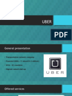 Uber Presentation Financial Engineering