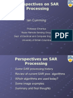 Perspectives on SAR Processing