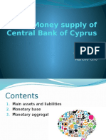 MP - Money Supply - Cyprus - Iliescu Mihai, Bustiuc Vlad & Aurelio Ciro