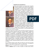 Biografia de Juan Montalvo