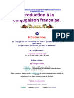 Francaisfacile Cours Conjugaison