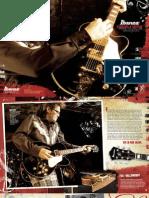 09 Ibanez Hollow Body Guitars