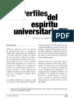 Dialnet-PerfilesDelEspirituUniversitario-2041601