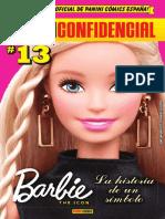 Panini Confidencial 13