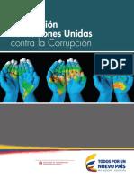 Convencion Un Contra Corrupcion