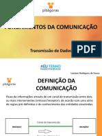 Aula 01 - TD - Fundamentos Da Comunicação