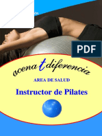 Dosier Instructor Pilates