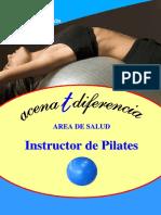 Dosier Instructor Pilates
