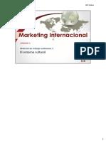 Marketing Internacional UPC