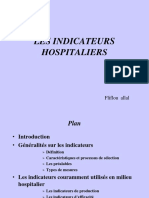 Les Indicateurs Hospitaliers