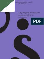 Linguagem, Educação, Culturas e Leitura