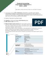 Tata Steel Financial Analysis