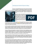 Fase Conceptual de Una Metodología Para La Gestión de Proyectos de Software