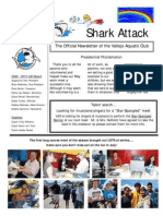 VJO's Shark Attack Newsletter, April May 2010 Edition
