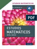IB Estudios Matemáticos NM Libro Del Alumno