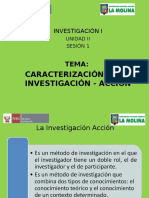 Caracterización de La Inv. Acción Sesión 4 - Copia