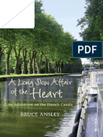Buce Ansley - A Long Slow Affair of the Heart- An Adventure on the French Canals (Retail) (Epub)
