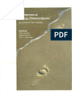 Kramer, Wim h, Bauer, Eberhart, And Hovelmann, Gerd, Perspectives of Clinical Parapsychology - An Introductory Reader, 2012