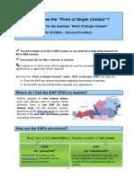 PSC Austria Guidelines