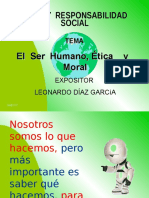 Presentacion ética