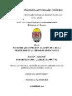 Rogers Cabrera - Tesis Mendicidad