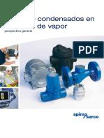 Purga de Condensados en Sistemas de Vapor-Catalogo