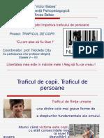 Proiect Trafic de Persoane.cnv.Babes