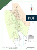 Plano de División Territorial CAFI
