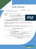 Carta Tecnica Contabilidad Bancos