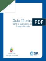 Guia_Tecnica_Evaluación de Trabajo Pesado