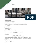 Cálculos y Resultados Multiproposito