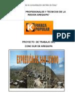 Proyecto Yarabamba Alex