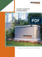 0178160SBY Resi Gen Accessory Brochure