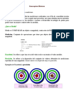 Concepto La Medición - Sesion 1
