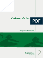 Caderno_de_Encargos - Patrimônio Histórico