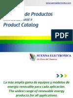 Catalogo Inversores 2015 Suenna Electrónica