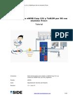 Tutorial Configuración 3G Cosy 131