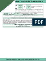 Plan 1er Grado - Bloque 3 Educación Artística (2016-2017).doc