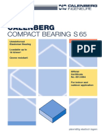 2.CALENBERG Vibration Insulation Bearings Compactlager s65 En